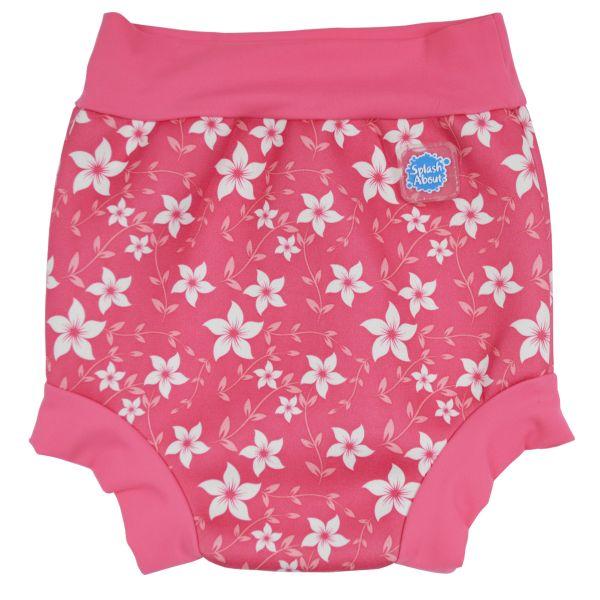 Happy Nappy™ Swim Diaper Pink Blossom