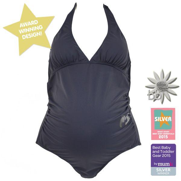 Maternity Swim suit Black