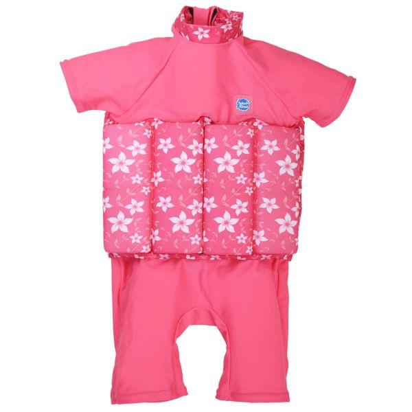 UV Floatsuit Pink Blossom
