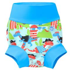 New Happy Nappy™ Swim Diaper Dino Pirates