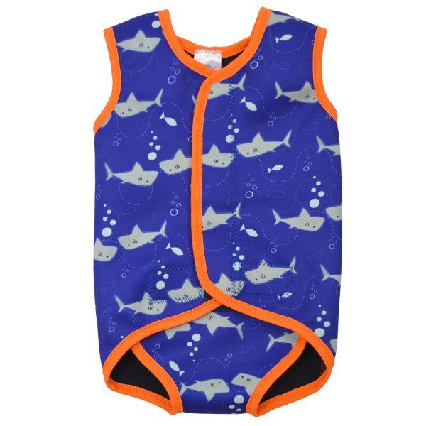 Baby Wrap Shark Orange
