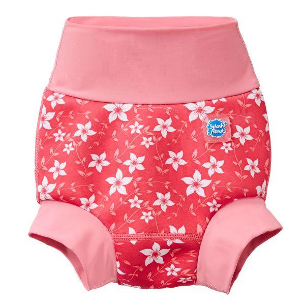New Happy Nappy™  Swim Diaper Pink Blossom