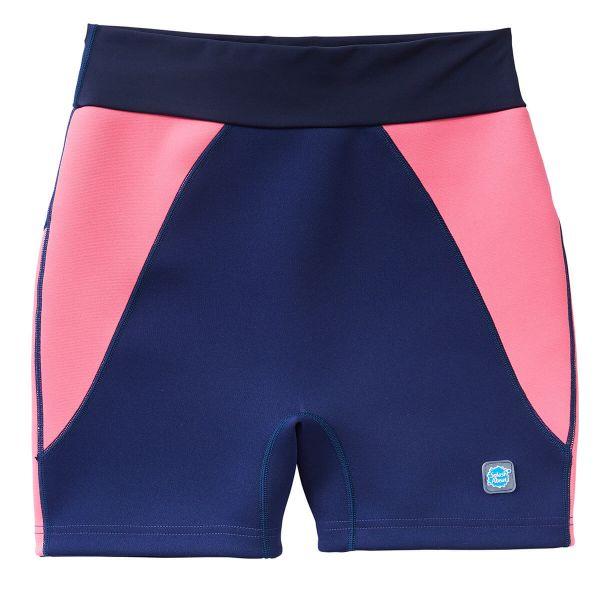 Splash Jammers Adult Navy Pink