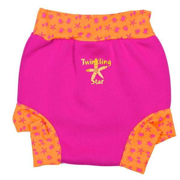 Splash Shorts Child Pink