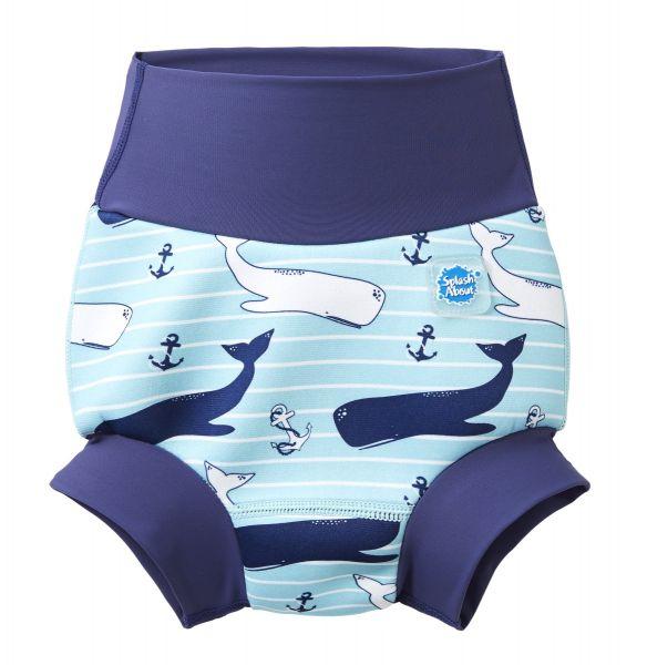 New Happy Nappy™  Swim Diaper Vintage Moby