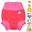 New Happy Nappy™  Swim Diaper Pink Geranium