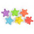 Splash Jacks Pool/ Teether Toys Pack of 6