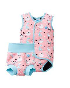 Happy Nappy and Baby Wrap Nina Ark Bundle