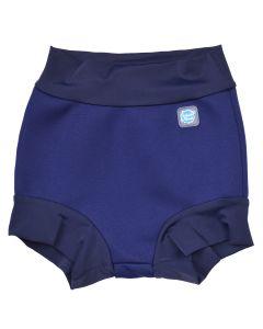 Splash Shorts Child Navy Plain